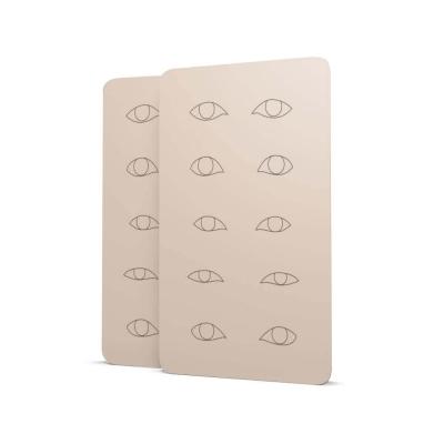 Pele Sintética para treino de Olhos (2 unidades)